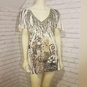 Tee- shirt dress 😍💕